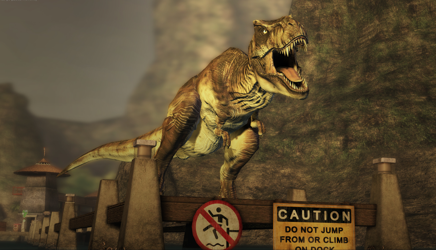 jurassic park the game pc xbox 360 playstation 3