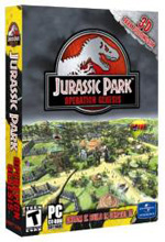 Jurassic Park Operation Genesis (PC, PlayStation 2, X-BOX)