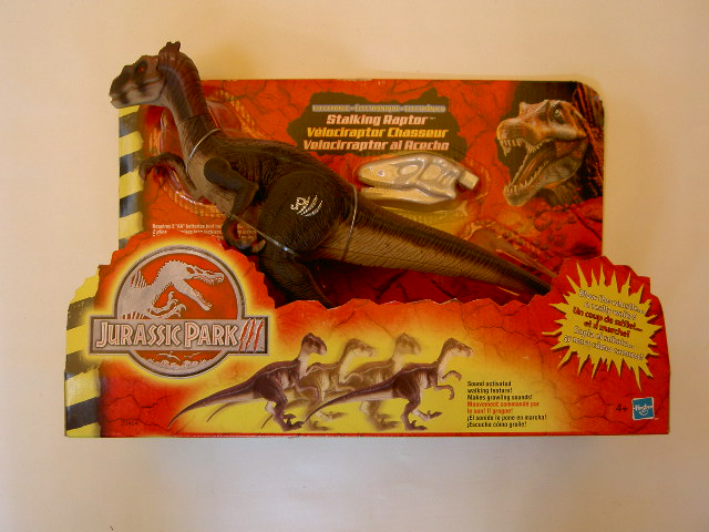 Think, that jurassic park raptor toys