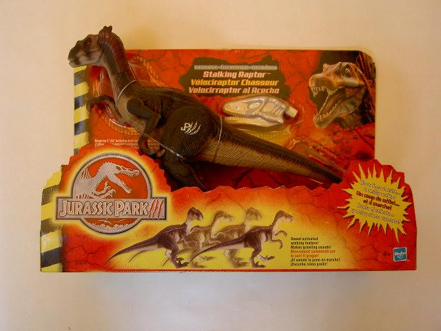 Think, that jurassic park raptor toys