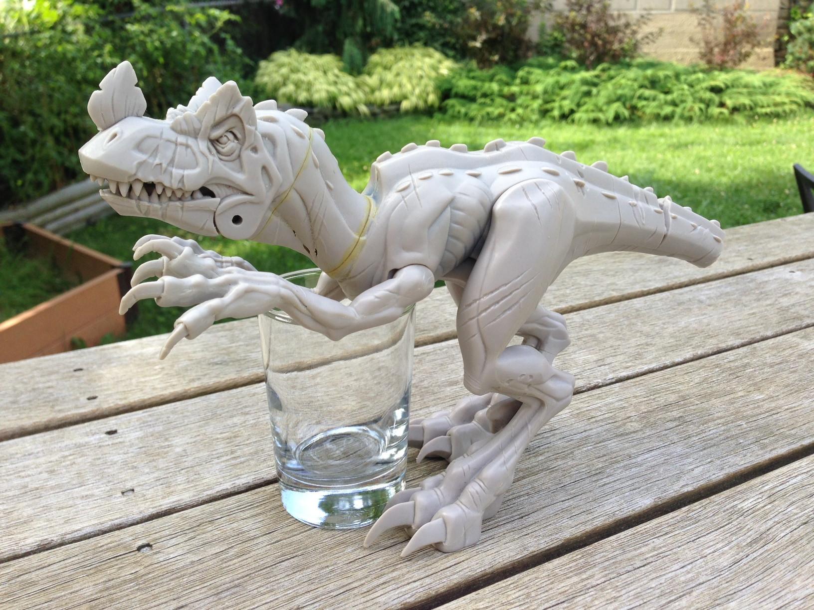 Jurassic Park: Chaos Effect   Jurassic-Pedia