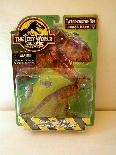 Jurassic Park Toys T Rex : The lost world jurassic park toys pedia