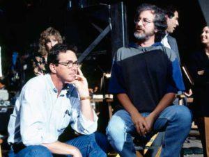 Michael Crichton & Steven Spielberg