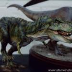 Male Tyrannosaurus rex Animatronic