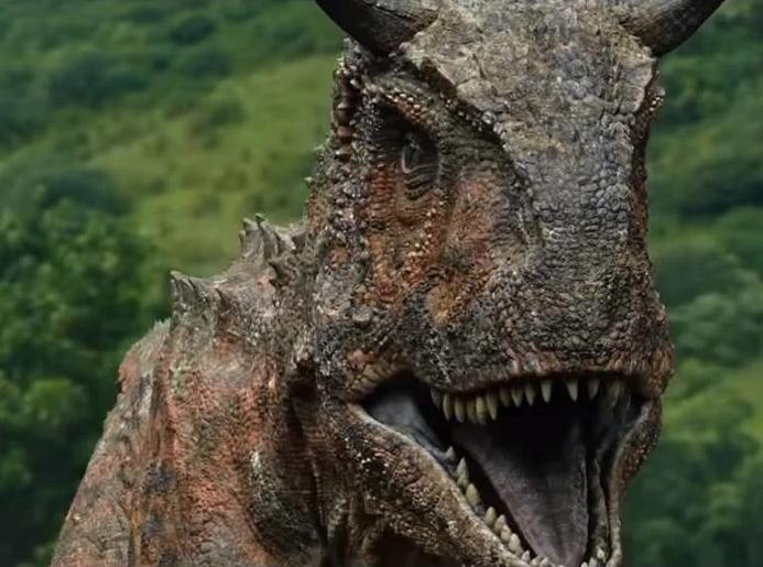 Carnotaurus Sastrei S F Jurassic Pedia