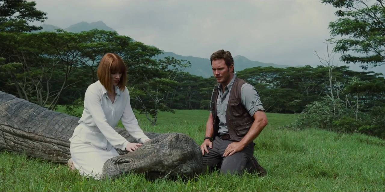 evolution of claire jurassic world