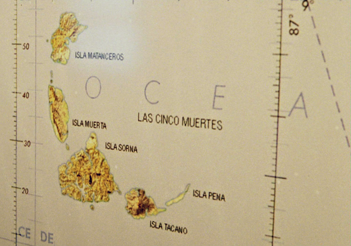 map of skull island choice image
