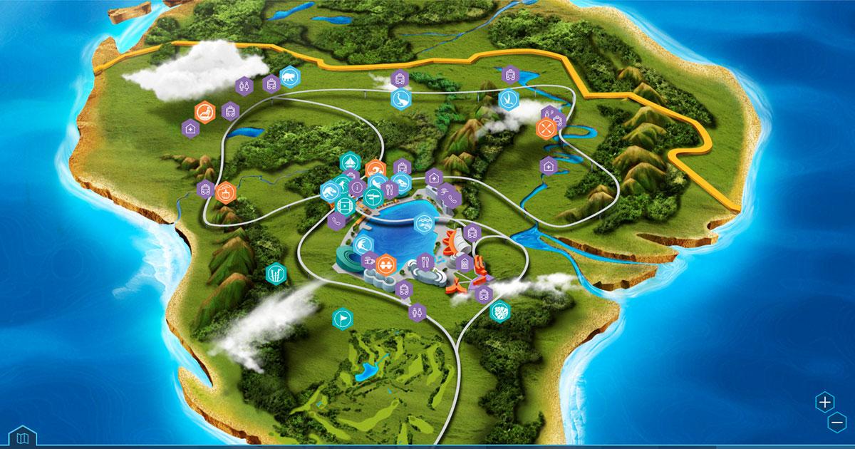 jurassic-world-park-map-share | Jurassic-Pedia