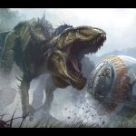 A Jurassic World of Concept Art