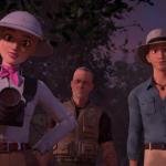 Camp Cretaceous Episode Twelve: Salvation