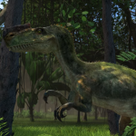 Monolophosaurus jiangi (S/F)